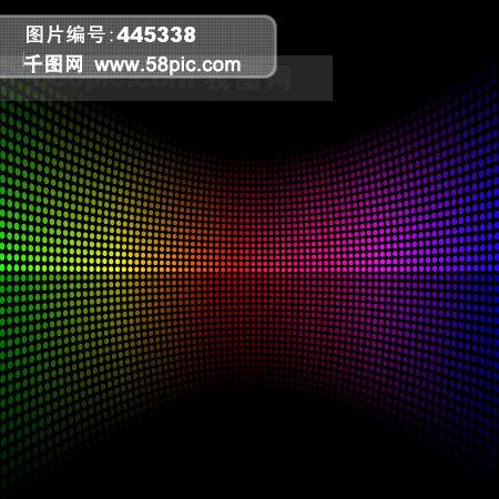 潮流空间背景矢量素材3矢量图免费下载 千图网图片