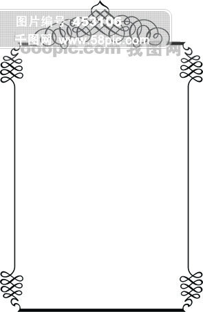 ppt 背景 背景图片 边框 模板 设计 相框 295_453 竖版 竖屏