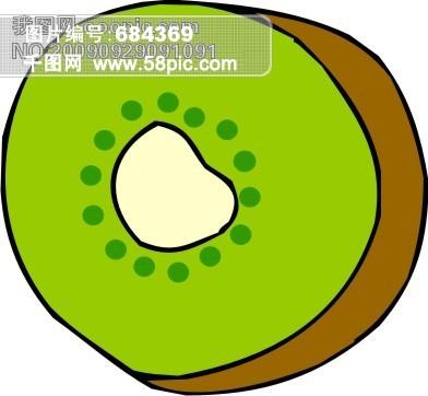 果实水果猕猴桃62