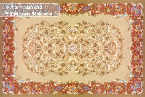 地毯家居装饰素材免费下载-千图网www.58pic.com图片